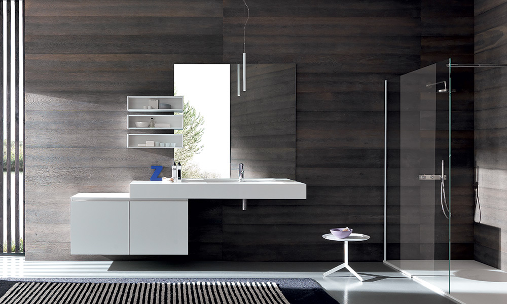 Bagno moderno LIGHT