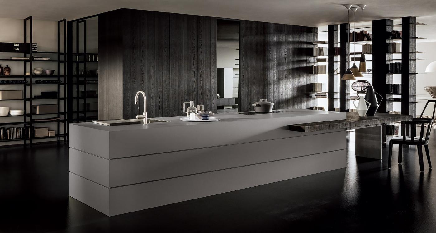 Cucine design blade modulnova cucine - Cucine in kerlite ...