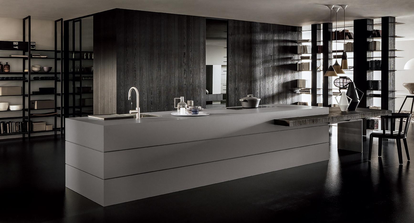 Blade - Modern Kerlite Kitchens | Modulnova Kitchen