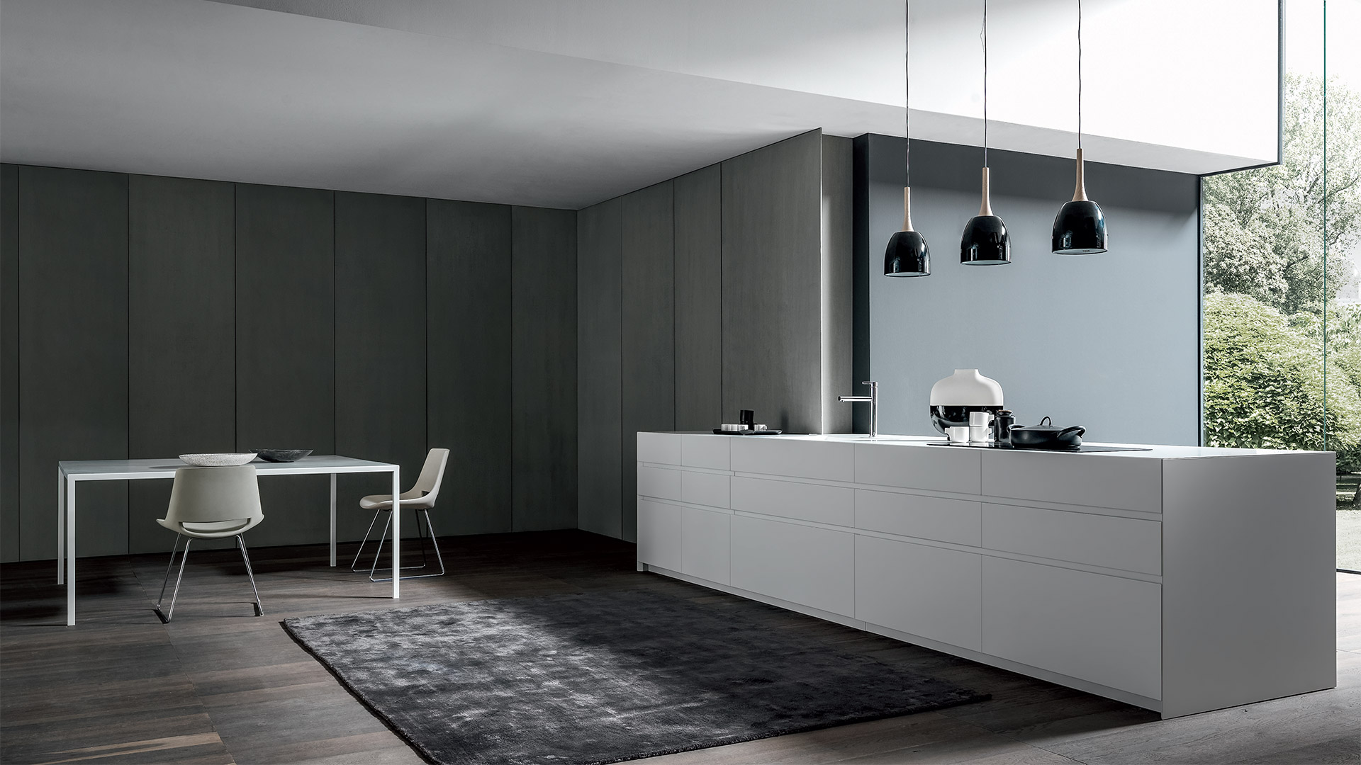 Fly Modern Kitchens Modulnova Kitchen