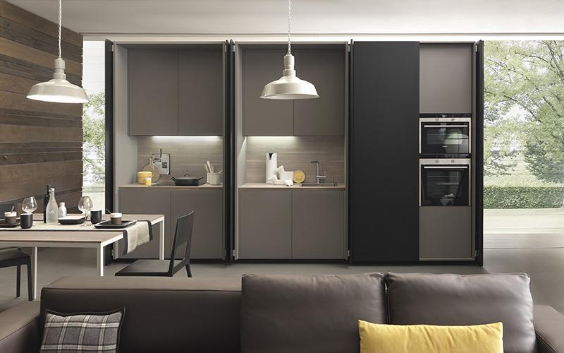 cucina armadio modulnova cucine. Black Bedroom Furniture Sets. Home Design Ideas