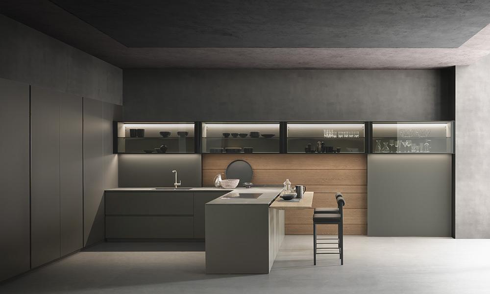 Cucina moderna LIGHT