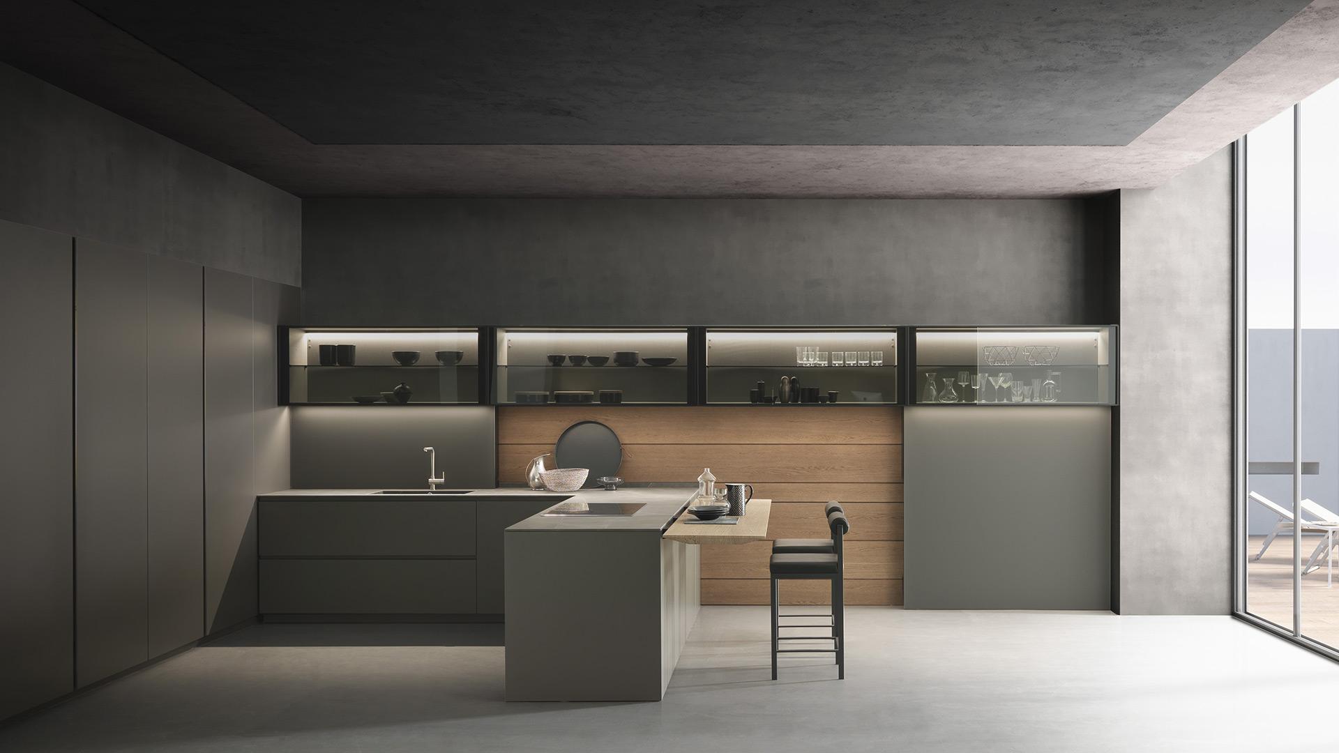 Cucine di Design Light | Modulnova Cucine