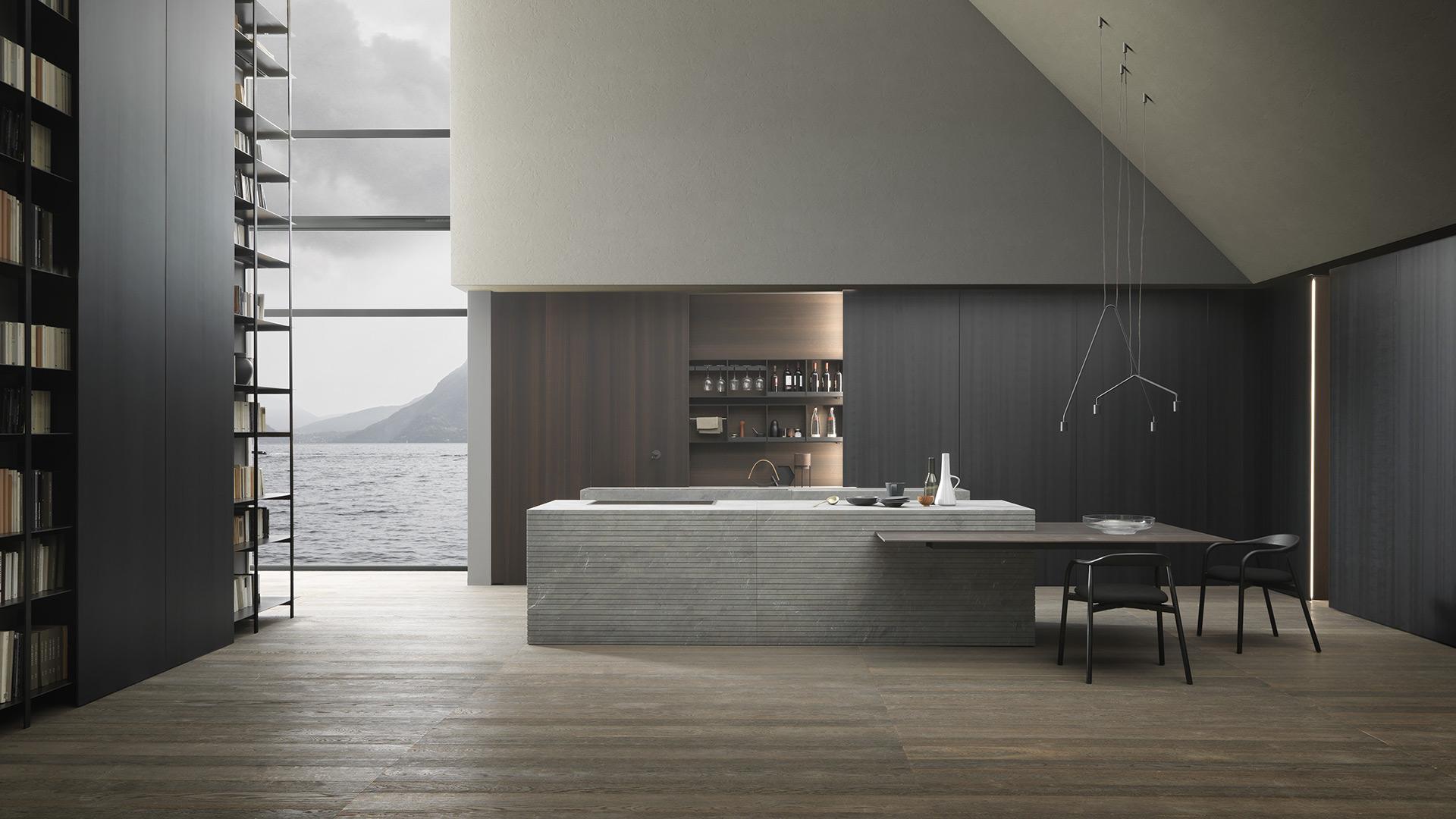 Cucine Design Blade | Modulnova Cucine
