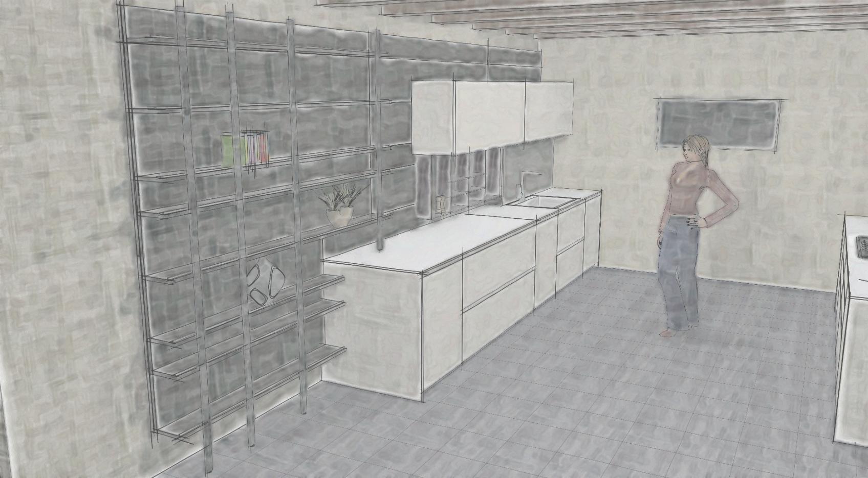Mediadesign il configuratore grafico 3d di modulnova for Configuratore cucine