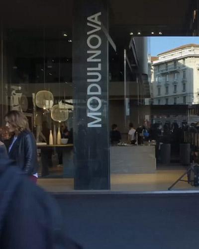 Reportage Modulnova Fuorisalone 2017