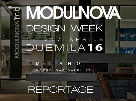 Reportage Milano Design Week 2016 - 12/17 Aprile 2016