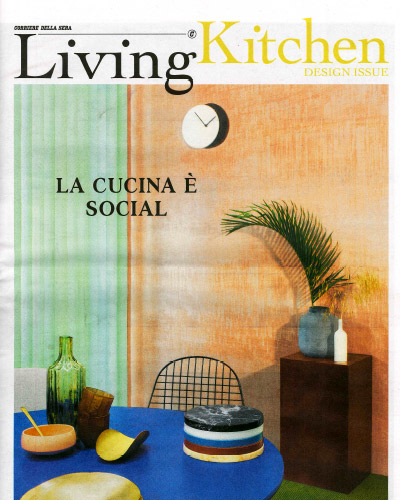 Living Kitchen Design, la cucina è SOCIAL