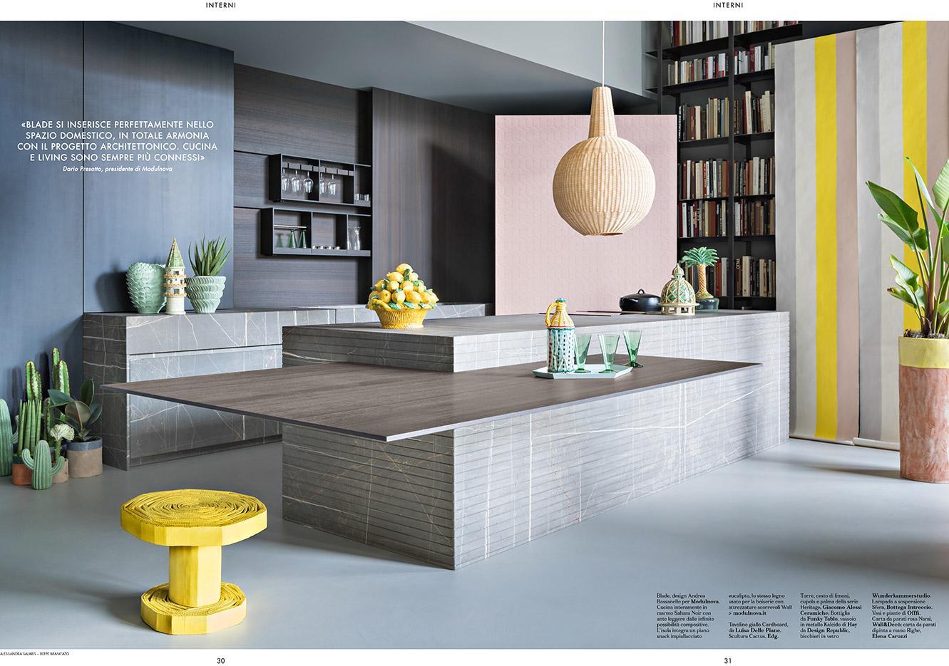 Living Kitchen Design, La Cucina è Social