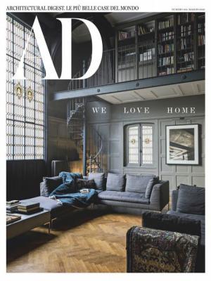 AD | Architectural digest. Le più belle case del mondo