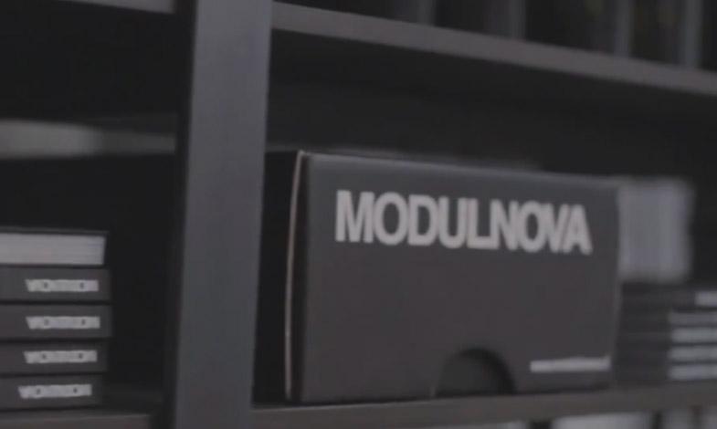 Eröffnung Showroom MODULNOVA - Paris
