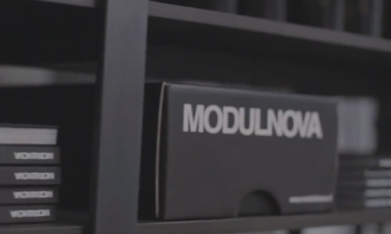 Opening Showroom MODULNOVA - Parigi