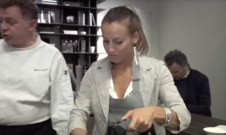 Tania Cagnotto e Sarah Jane Morris - La Festa in Cucina di Modulnova