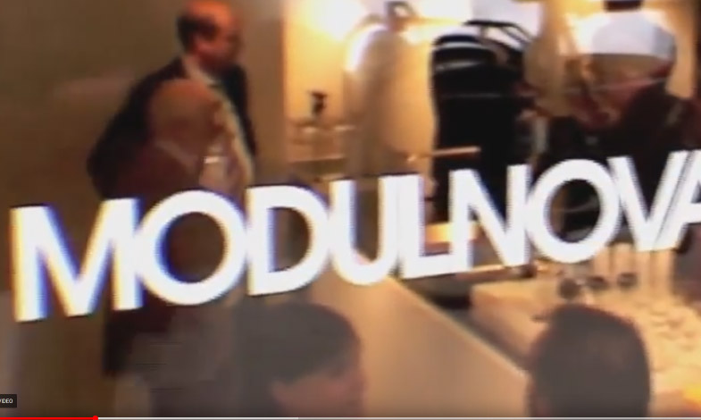 BORGOGNA 7 - Eröffnung des exklusiven Flagship Store Modulnova in Mailand