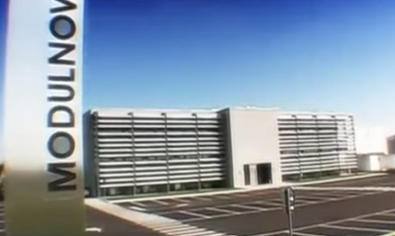 MODULNOVA Hauptsitz