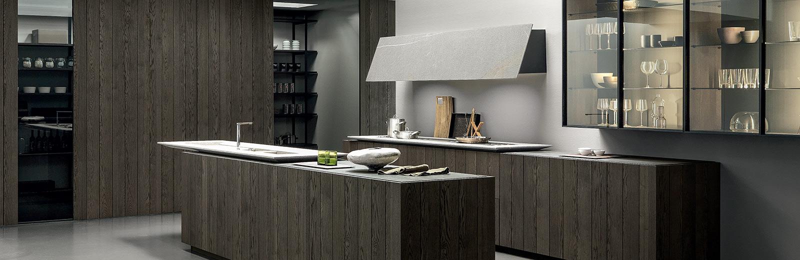 Lo stile Modulnova nelle cucine, bagni e living