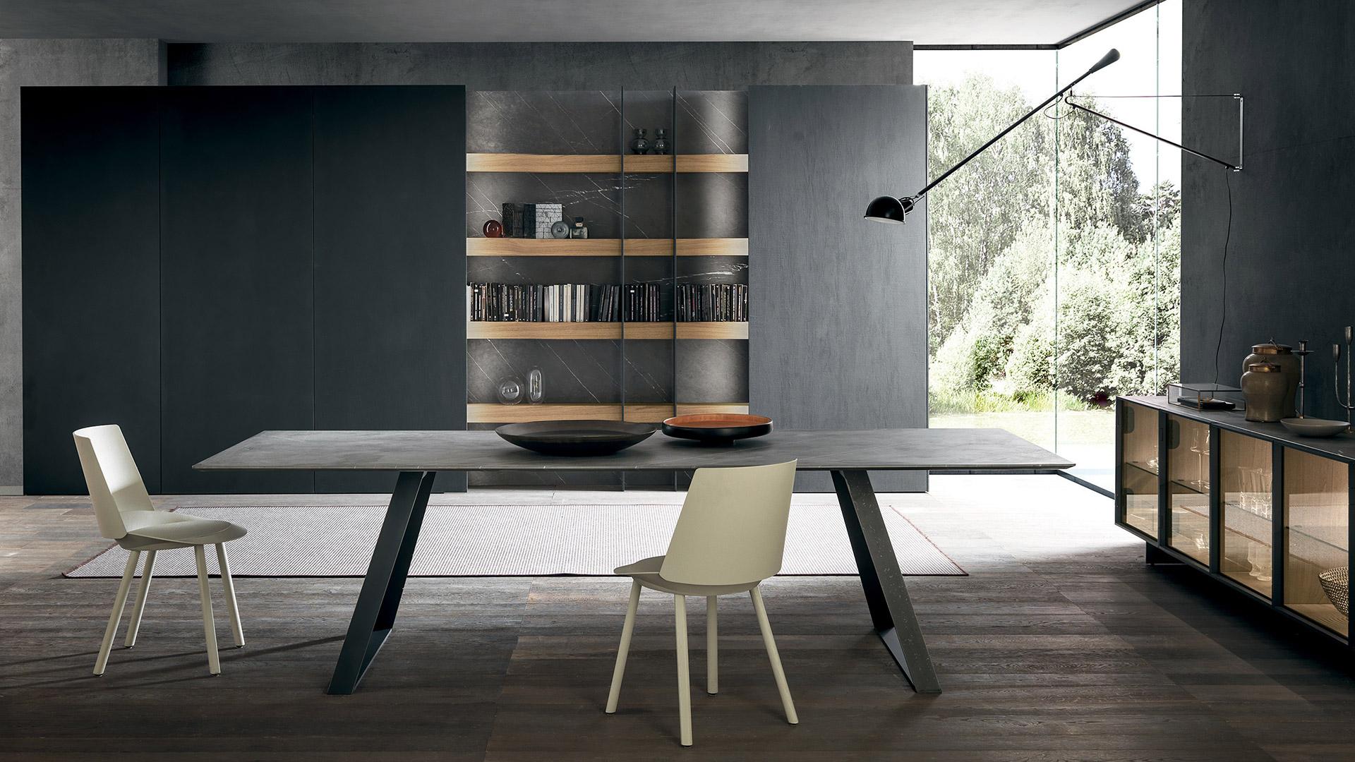 Riviste di design e settore cucine bagni e living modulnova for Riviste arredamento cucine