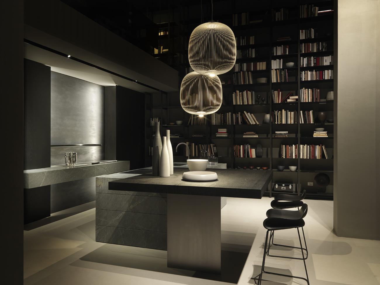 Cucine di design bagni e living moderni modulnova for Showroom bagni milano